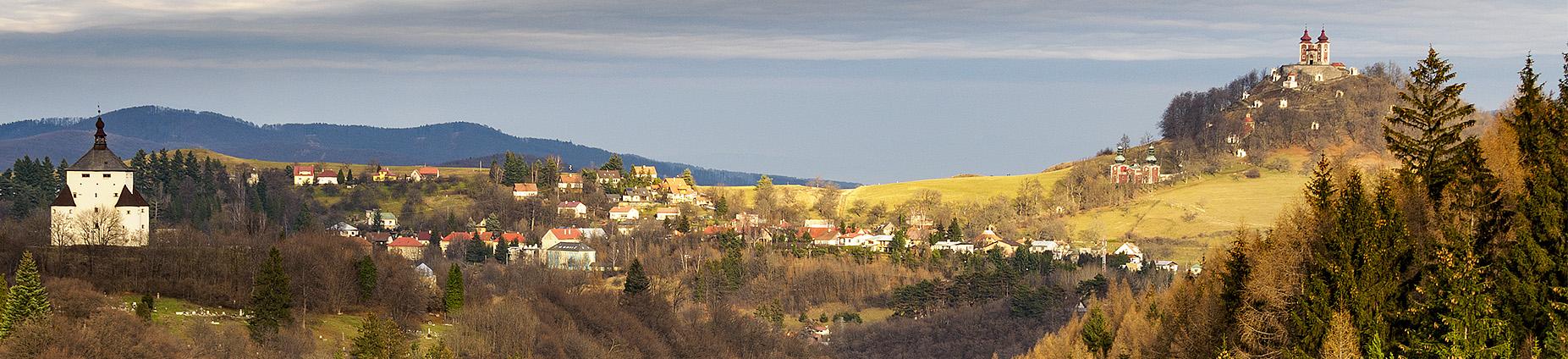 Obrazok Stiavnicke vrchy